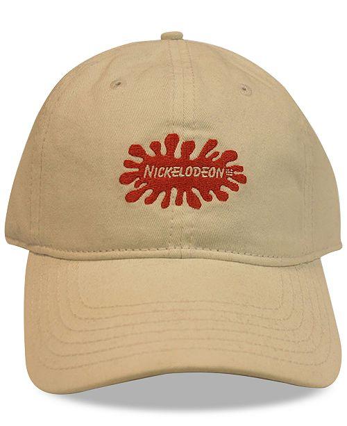 Concept One Nickelodeon Splat Logo Cotton Dad Cap - Handbags ... 6f7ce12a6b9b