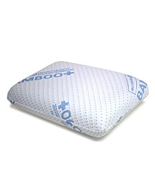 "Swiss Comforts Cooling Memory Foam Pillow, 22""X14"""