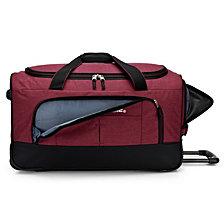 Traveler's Choice Pacific Gear Keystone Rolling Duffel Bag