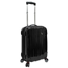 "Traveler's Choice Sedona 100% Pure Polycarbonate 21"" Expandable Spinner Luggage"