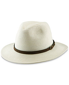 Scala Men's Paper Fedora