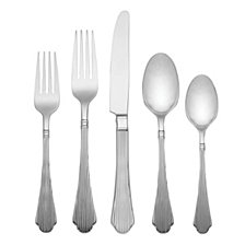 Lenox Abilene 112-PC Flatware Set, Service for 12