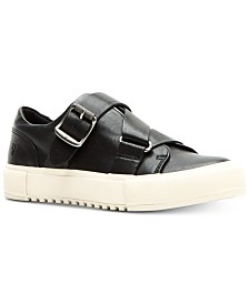 Frye Gia Moto Low-Top Sneakers