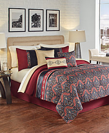 Farrah 7-Pc. Comforter Sets, Created for Macy's