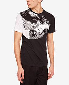 A X Armani Exchange Men's Pop Art Graphic T-Shirt