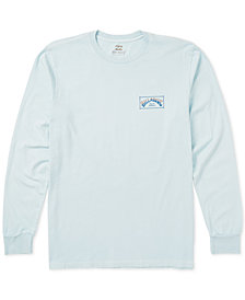 Billabong Men's Arch Box Long-Sleeve T-Shirt