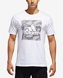 adidas Men's Burnout Box T-Shirt