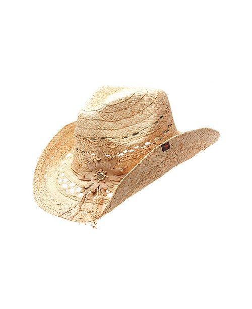 Peter Grimm Mallorie Cowboy Hat