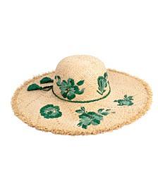 Garden Wide Brim Sun Hat