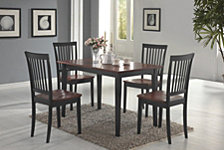 Baxter Casual Five-Piece Dinette Set
