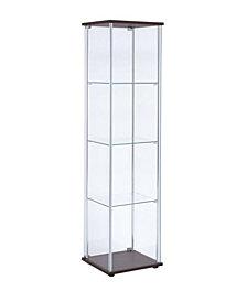 Elsa Accent Curio Cabinet