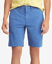 a223c525 Polo Ralph Lauren Men's Big & Tall Classic Fit Stretch Shorts