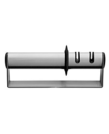 Zwilling TWIN® Sharp Stainless Steel Duo Knife Sharpener