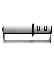 Zwilling TWIN® Sharp Stainless Steel Duo Knife Sharpener
