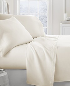 Home Collection Premium Ultra Soft Flannel Bed Sheet Set