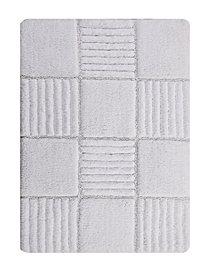 Chakkar Board 21x34 Cotton Bath Rug