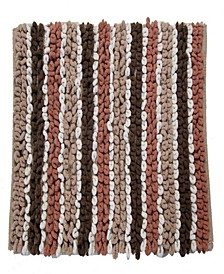 Chunky Chenille 17x24 Cotton Bath Rug