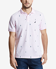 Nautica Men's Classic-Fit Deck Polo