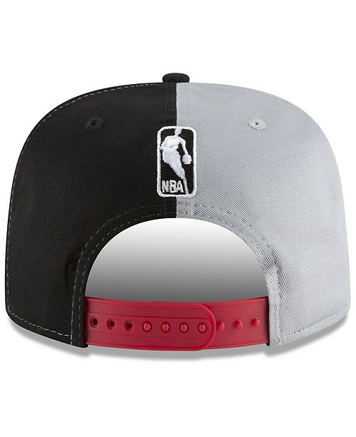 the best attitude 55d9f 6fee9 New Era Chicago Bulls 90 s Throwback Collection 9FIFTY Snapback Cap ...