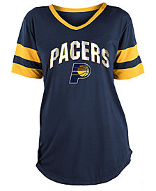 5th & Ocean Women's Indiana Pacers Mesh T-Shirt