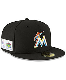 New Era Miami Marlins Jersey Custom 59FIFTY Fitted Cap