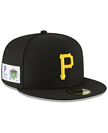 New Era Pittsburgh Pirates Jersey Custom 59FIFTY Fitted Cap