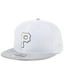 New Era Pittsburgh Pirates Bright Heather 9FIFTY Snapback Cap