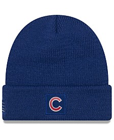 New Era Chicago Cubs Sport Knit Hat