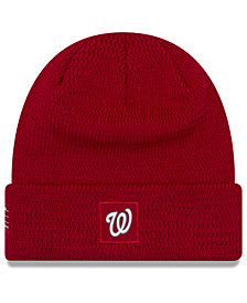 New Era Washington Nationals Sport Knit Hat