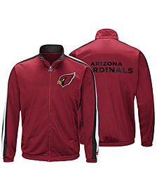 Starter Men's Arizona Cardinals The Challenger Track Jacket