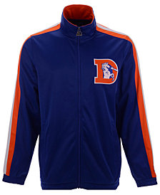 Starter Men's Denver Broncos The Challenger Track Jacket