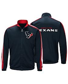 Men's Houston Texans The Challenger Track Jacket