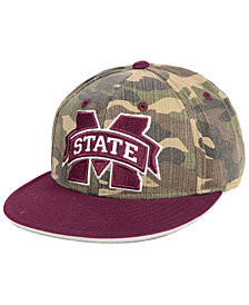 adidas Mississippi State Bulldogs Stadium Performance Camo Fitted Cap