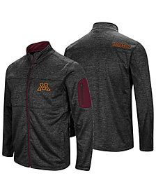 Colosseum Men's Minnesota Golden Gophers Glacier Full-Zip Jacket