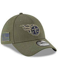 New Era Tennessee Titans Salute To Service 39THIRTY Cap