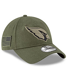 New Era Arizona Cardinals Salute To Service 9TWENTY Cap