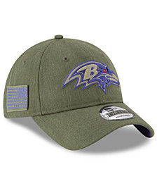 New Era Baltimore Ravens Salute To Service 9TWENTY Cap