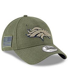 New Era Denver Broncos Salute To Service 9TWENTY Cap