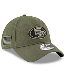 New Era San Francisco 49ers Salute To Service 9TWENTY Cap