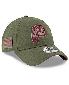 New Era Washington Redskins Salute To Service 9TWENTY Cap