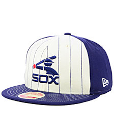New Era Chicago White Sox Vintage Front 59FIFTY FITTED Cap