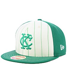 New Era Kansas City Athletics Vintage Front 59FIFTY FITTED Cap