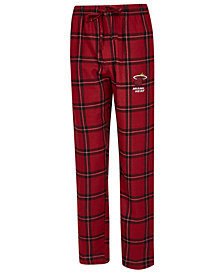 Concepts Sport Men's Miami Heat Homestretch Flannel Sleep Pants