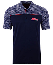 Antigua Men's Ole Miss Rebels Final Play Polo