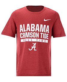Nike Alabama Crimson Tide Legend T-Shirt, Big Boys (8-20)