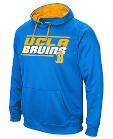 Colosseum Men's UCLA Bruins Stack Performance Hoodie