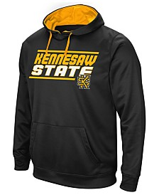 Colosseum Men's Kennesaw State Owls Stack Performance Hoodie