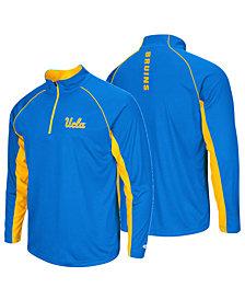 ColosseumMen's UCLA Bruins Rival Quarter-Zip Pullover