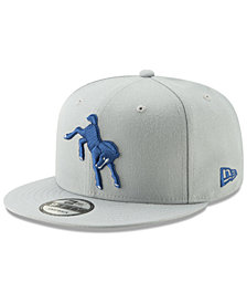 New Era Indianapolis Colts Logo Elements Collection 9FIFTY Snapback Cap