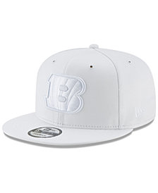 New Era Cincinnati Bengals Tonal Heat 9FIFTY Snapback Cap